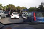 A18, uscita obbligatoria a Giardini Naxos in direzione Catania: viabilità in tilt