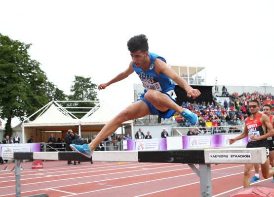 Il mezzofondista Osama Zoghalmi si qualifica per le Olimpiadi di Tokyo