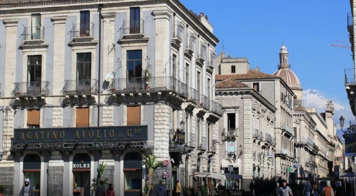 Catania: choc nel retrobottega, trovato morto Marco Avolio dentro la storica gioielleria di famiglia