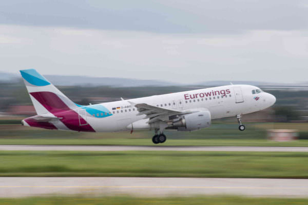 Paura nel volo Amburgo-Catania: il guasto ha costretto l'aereo a rientrare in pista