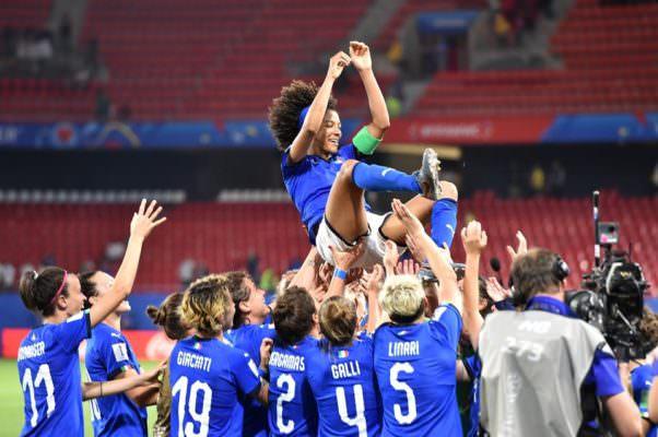 Palermo si veste d'azzurro: in arrivo le Nazionali di calcio maschile e femminile