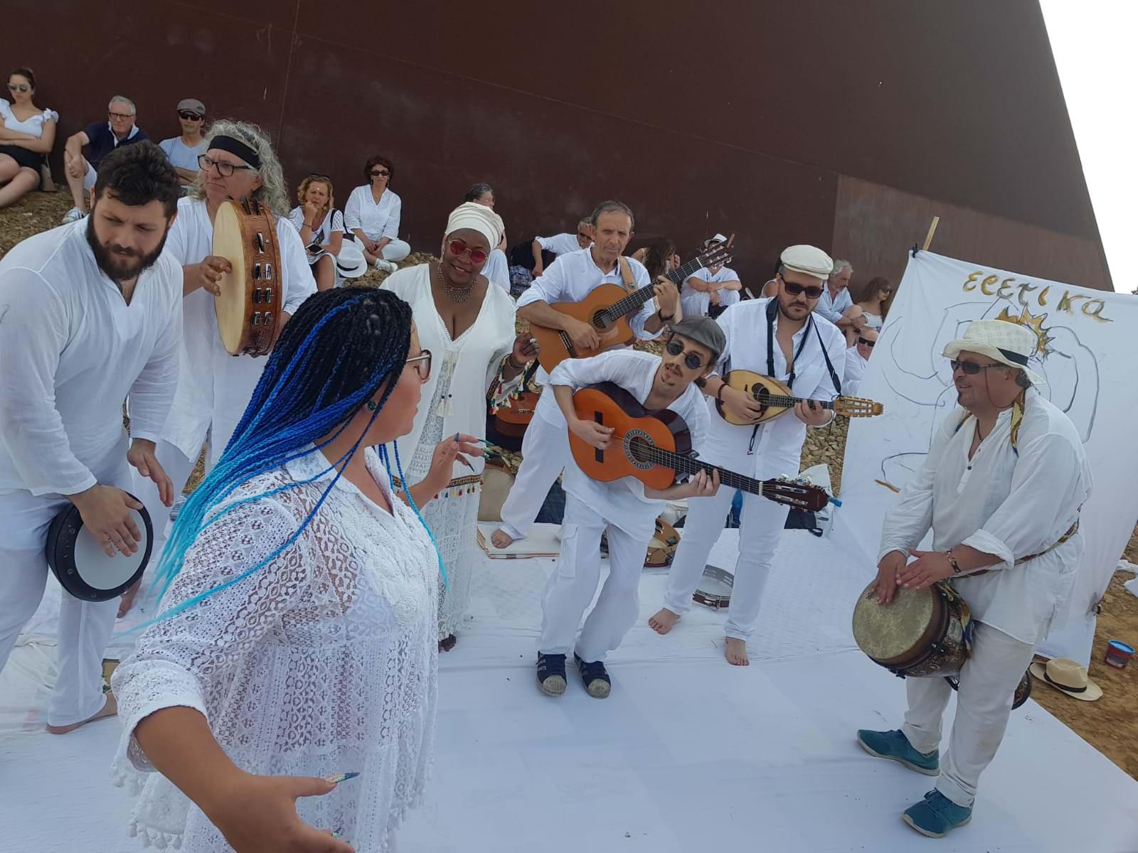 Rito della Luce: esperienza itinerante per il rilancio dei comuni siciliani – FOTO