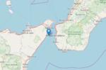 """Stretto di Messina """"ballerino"""", registrato lieve sciame sismico tra Sicilia e Calabria"""