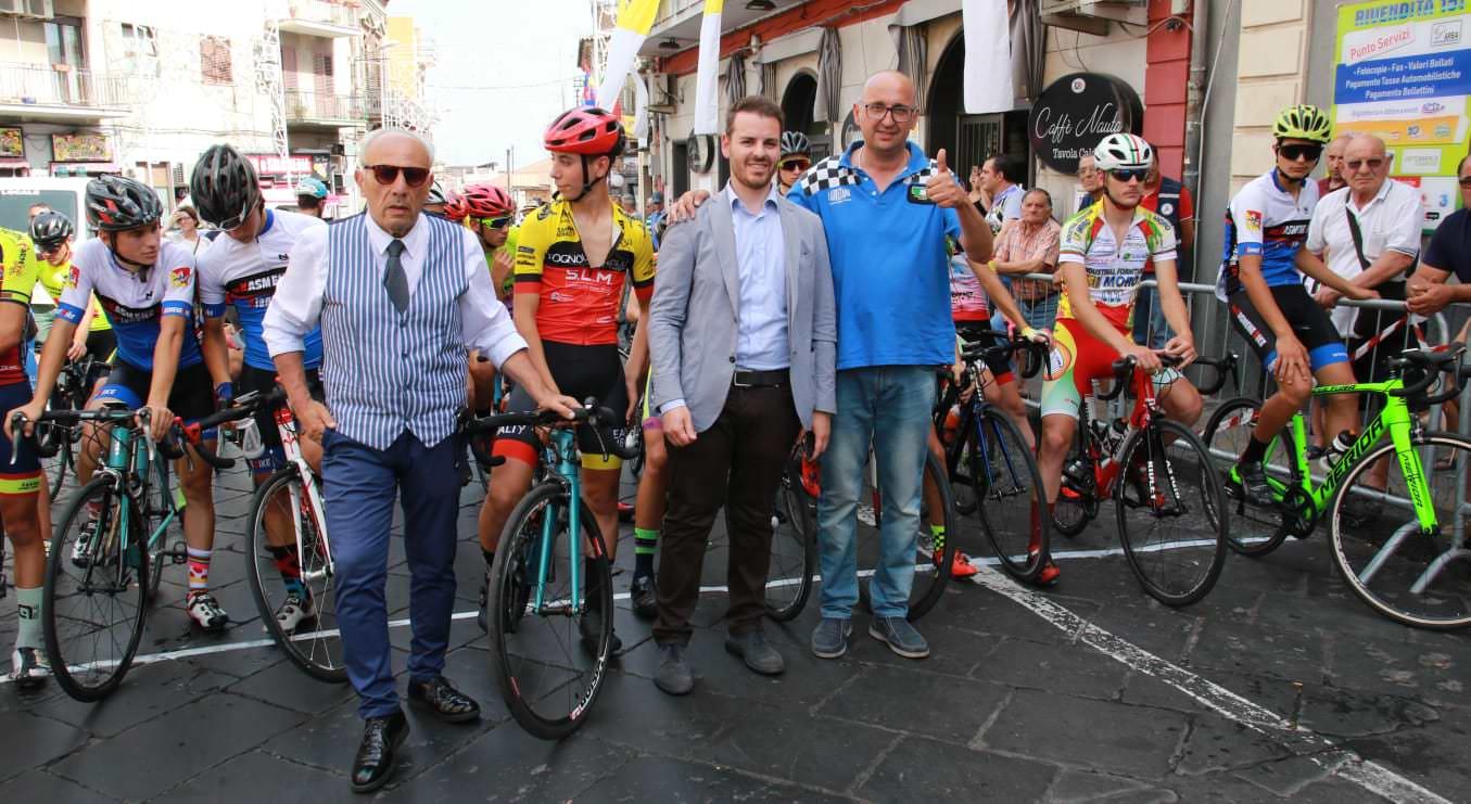 Grande festa a San Giovanni Galermo, tripudio al 9° Trofeo Ciclistico San Giovanni Battista