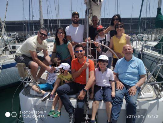 """Scuola di vela al Circolo Didattico """"G. Fava"""" di Mascalucia"""