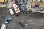 I boati, le fiamme, le urla e il fumo nero: esplodono 7 bombole di gas, momenti di panico in un quartiere