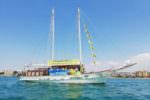 Goletta Verde approda in Sicilia, le acque dell'Isola al vaglio di Legambiente: domani nuova tappa