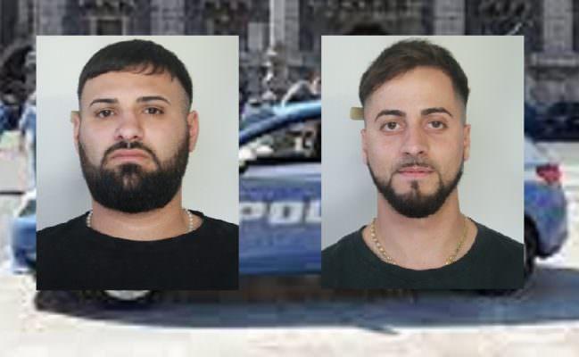 Catania, tentano di rubare auto in via Caserta ma vengono beccati dai poliziotti: due pregiudicati ai domiciliari