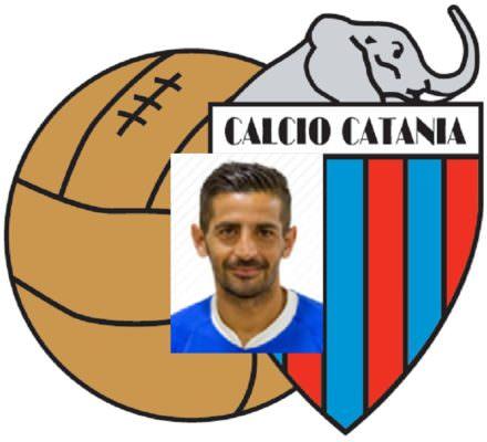 Calcio Catania, l'attaccante Emanuele Catania arriva a titolo definitivo