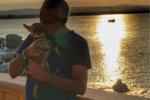 Giorgio Panariello in vacanza tra Siracusa e Noto: la foto su Instagram è un successo