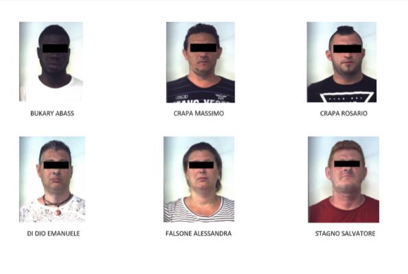 """Operazione """"Fortino"""": smantellata banda che spacciava droga nelle vie del centro storico – I DETTAGLI"""