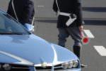 Disagio alla vista della polizia, pregiudicati catanesi sorpresi con arnesi per scasso in auto: tre denunciati