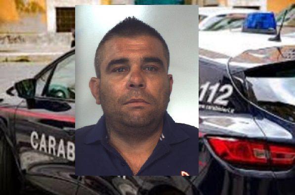 Agli arresti domiciliari, esce e viene beccato mentre rientra in casa: arrestato 40enne
