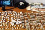 """Via Capo Passero, carabinieri in azione e """"fuggi fuggi"""" di pusher: arrestato 21enne"""