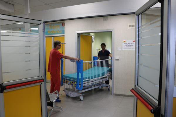 """Nuovo Pronto Soccorso Pediatrico per il Cannizzaro, direttore generale: """"Spazi a misura bambino"""""""