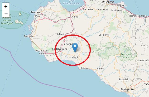 Sicilia, in serata diverse scosse di terremoto avvertite dai cittadini