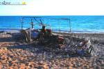 """Barca usata da migranti data alle fiamme, Mareamico: """"Fatto inquietante e grave"""" – FOTO"""