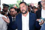"""SALVINI """"SE TUTTO RESTA BLOCCATO RIDARE LA PAROLA AGLI ITALIANI"""""""