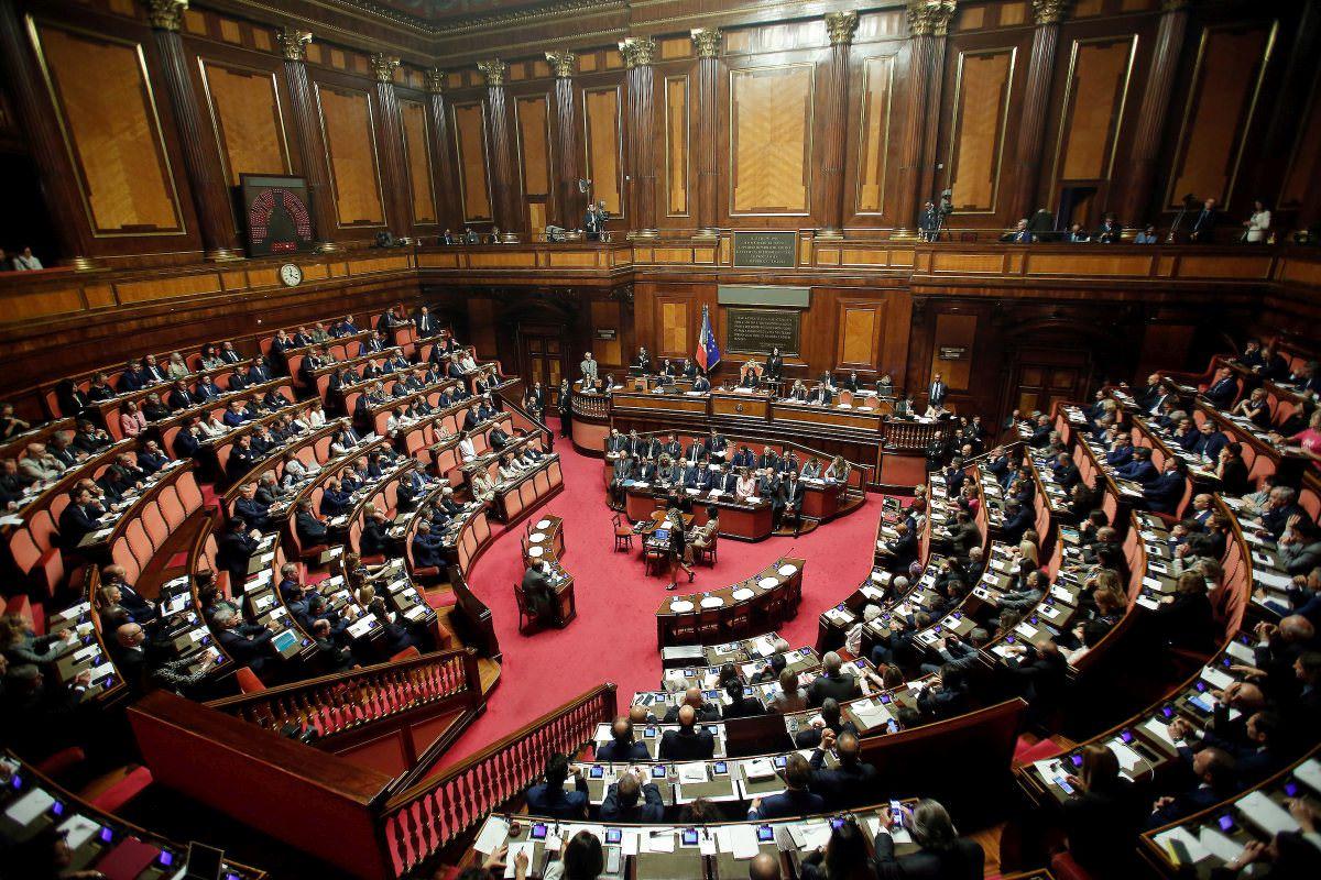 Senato Calendario.Crisi Di Governo Domani L Aula Del Senato Vota Sul