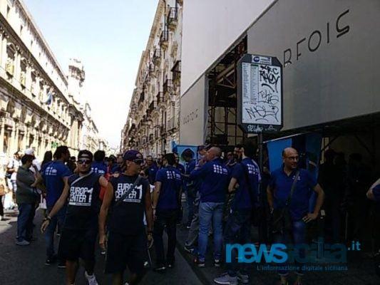 Catania, dipendenti Papino Elettrodomestici senza quattordicesime e stipendi: sciopero e incontro in Prefettura