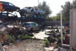 Sequestrata un'area abusivamente utilizzata per recupero rifiuti pericolosi e veicoli dismessi