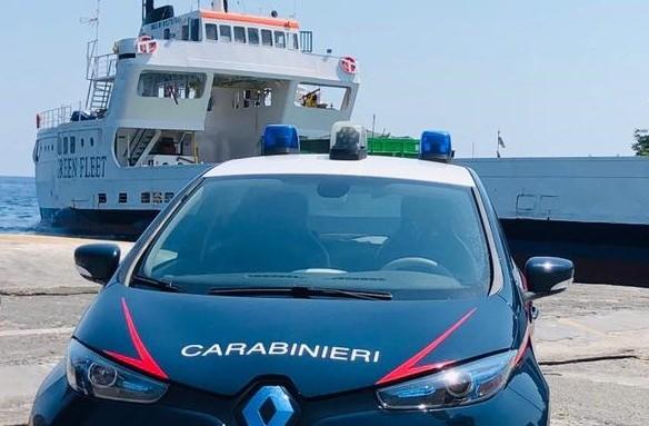 Da Catania a Lipari con 130 grammi di cocaina: arrestato per spaccio 19enne