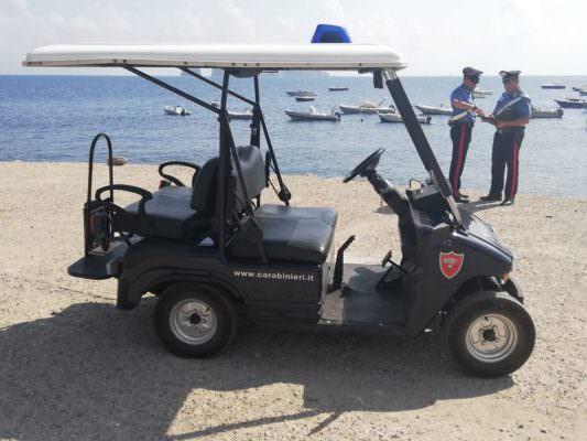 Isola di Panarea nel mirino dei controlli: 2 arresti e 11 denunce. Elevate sanzioni per 17mila euro