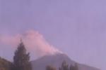 Etna, cenere a intermittenza: nuova emissione dal cratere di Nord-Est