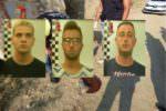 Oltre 1,7 chili di marijuana in auto e in un nascondiglio in campagna: 3 arresti