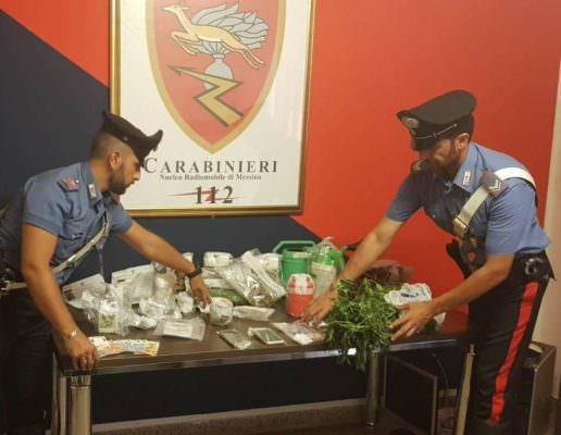 """Ritrovamento """"stupefacente"""" negli slip, marijuana nascosta nella biancheria intima: 2 arresti"""