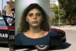 Evade dai domiciliari, ma viene beccata dai militari: arrestata 30enne