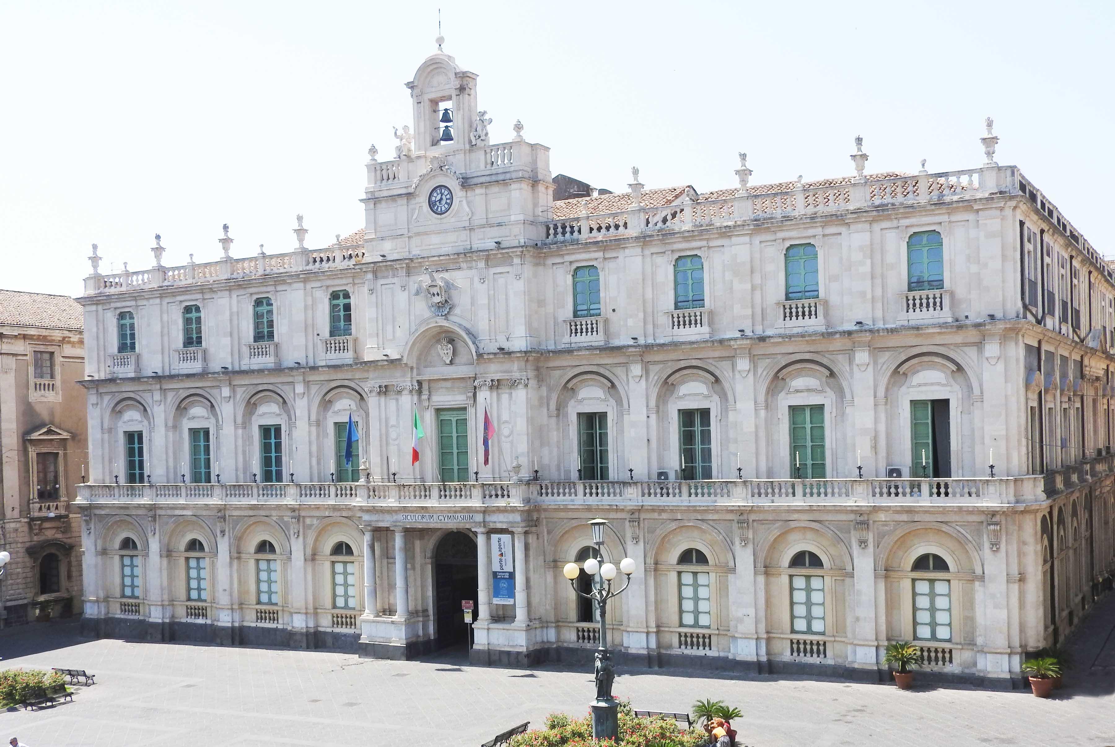 """Coronavirus, Università di Catania sospende in via precauzionale gli """"Open Days"""" di orientamento"""
