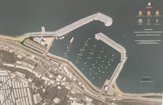 """Infrastrutture, Regione stanzia 26 milioni di euro per porto nel Messinese. Falcone: """"Veicolo di tutela e riqualificazione"""""""