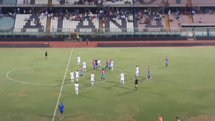 """Profumo di Serie A al """"Massimino"""", 1-1 del Catania contro il Cagliari in amichevole"""