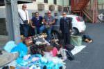 Catania, parcheggiatori abusivi e contraffazione: controlli su tutto il territorio cittadino