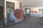 Immobile piazza Borsellino di Catania abbandonato, riparo per senza tetto e vittima di attacchi vandalici