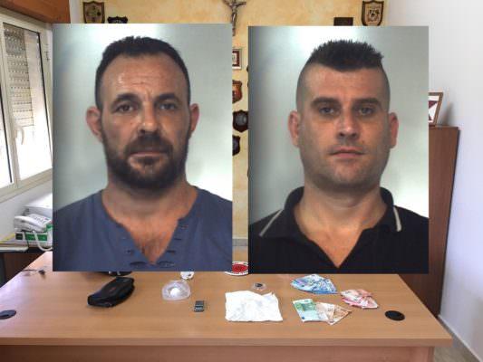 Droga nascosta in casa e un tentato furto in abitazione: arrestati Francesco Ferro e Leonardo Circello