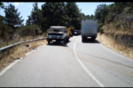 """Incidente sulla Mareneve, centauro contro camion dei rifiuti: """"È una vergogna, ridate la strada a chi ama la montagna"""""""