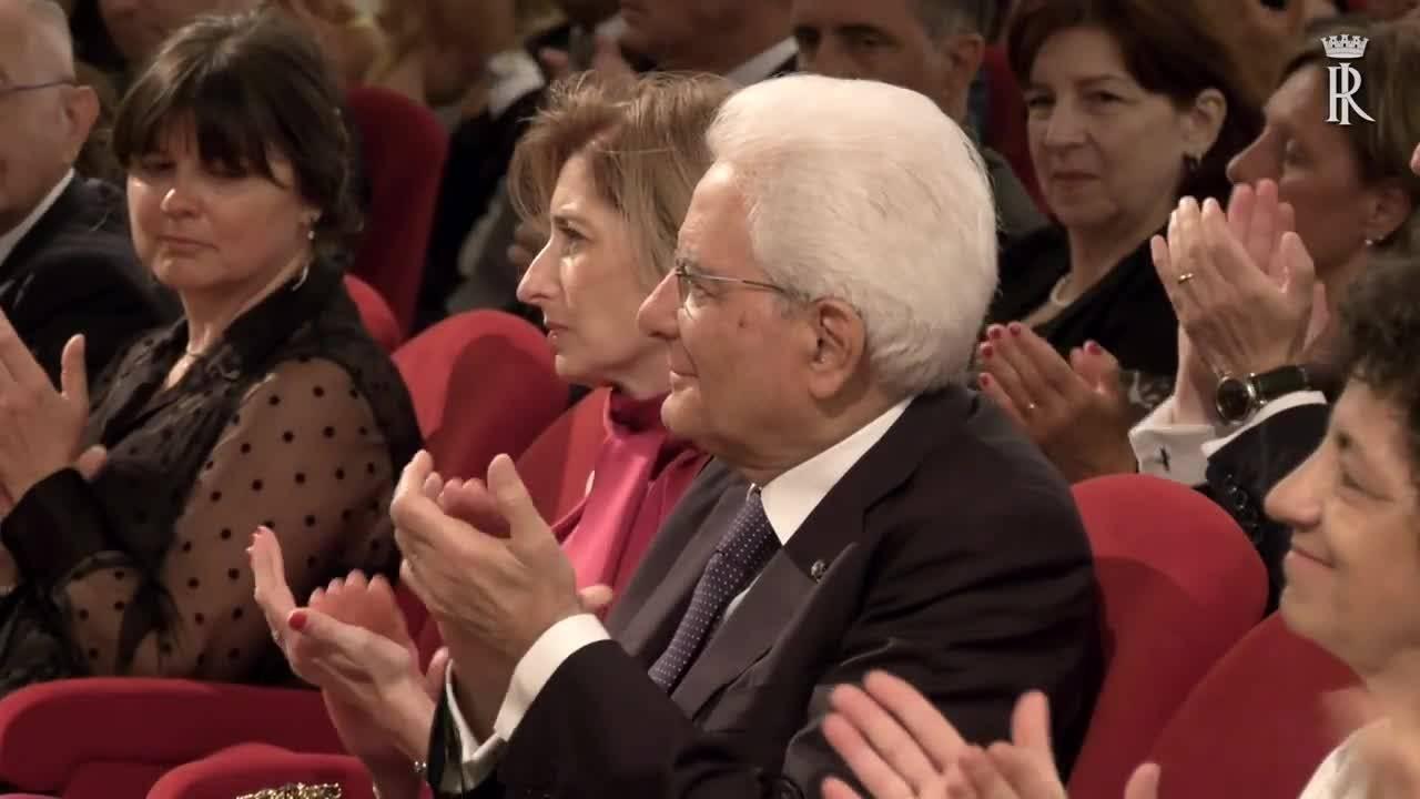 Rimini, Mattarella al concerto del maestro Muti.