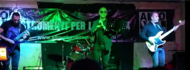 L'hard rock metal degli Stone Hammer spopola tra le piazze siciliane