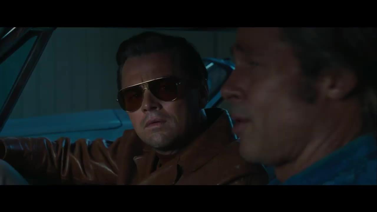 C'era una volta… a Hollywood, il trailer