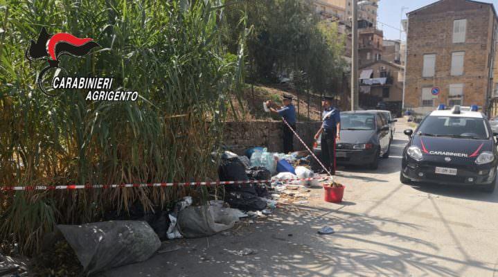 """Operazione """"Strade pulite"""": sequestrate due discariche abusive"""