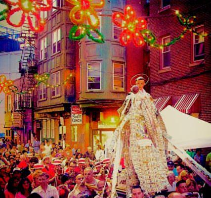 Dai cannoli alla festa di paese: la Sicilia che si fonde con l'American style