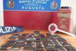 Trovati 12 chili di hashish in una casa dopo perquisizione: carcerato 44enne proprietario dell'immobile