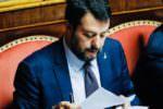 """GOVERNO, SALVINI """"NON INVIDIO CONTE, HA PAURA DI TORNARE A CASA"""""""
