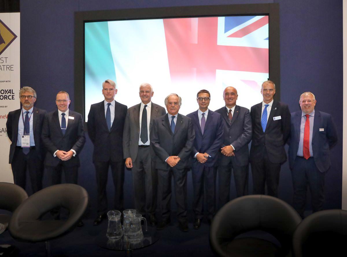 DIFESA, ITALIA E REGNO UNITO COLLABORERANNO SUL TEMPEST
