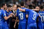BELGIO IN TESTA AL RANKING FIFA, ITALIA GUADAGNA UNA POSIZIONE, E' 15^