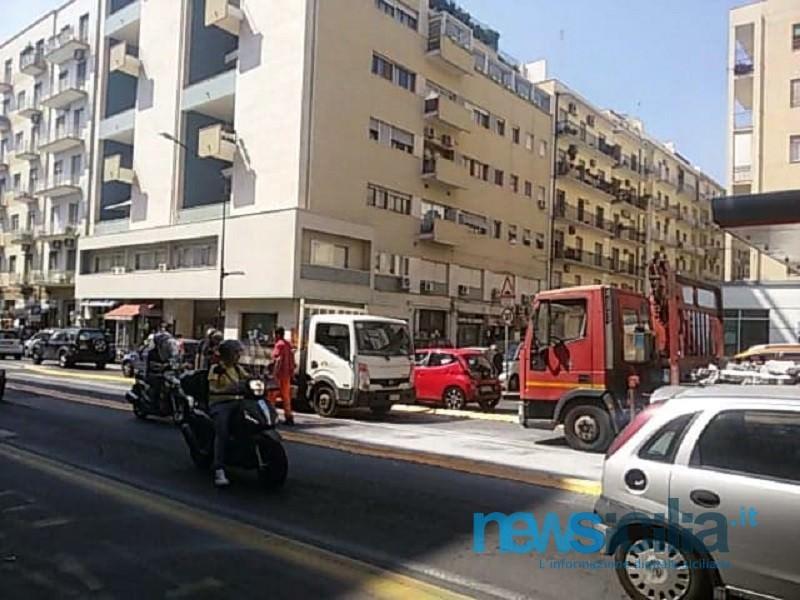 Catania, spostamento carreggiata bus veloce in viale Vittorio Veneto e opere affini: svolta per la mobilità?