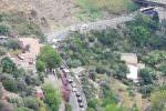 Schianto tra due auto all'ingresso di Taormina: un ferito e traffico in tilt