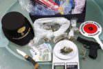 Droga nella pentola e nella lavatrice: spacciatore catanese arrestato